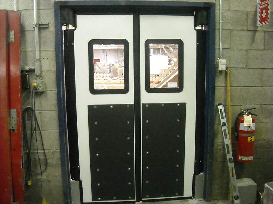 Impact traffic door & High Speed Door \u0026 Dock Equipment Projects