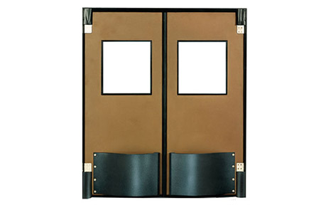 Durulite Standard. The ideal traffic door for supermarkets  sc 1 st  Portes rapides portes commerciales \u0026 industrielles battantes & Commercial \u0026 industrial traffic doors \u0026 impact doors
